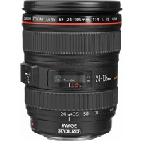 Canon EF 24-105 mm f/4L IS USM Standard Zoom Lens
