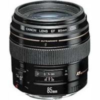 Canon Cameras Ef 85mm F 1.8 Usm Lens