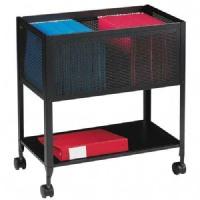 SPR llr-60175-sporell Mesh Rolling File Cart