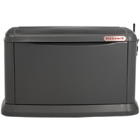 Honeywell 11 kW Air-Cooled Aluminum Home Standby Generator w/ Mobile Link Remote Monitoring - 6442