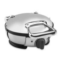 All-Clad All Clad Stainless Steel Round Electric Waffle Maker - 99012GT