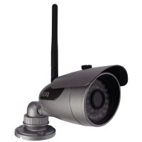 Revo 600 TVL Indoor/Outdoor Wireless Bullet Camera (RCWBS30-1)