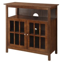 Convenience Concepts Tv Stand: Tv Stand Convenience Concepts Espresso (Brown)
