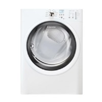 AEG Dryers IQ-Touch 8.0 cu. ft. Gas Dryer in White EIGD50LIW