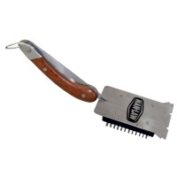 MAN LAW Grill Cleaning Brush: MAN LAW Potato Rack