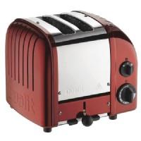 Dualit Red NewGen Toaster - 10x9x8