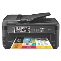 Epson PrecisionCore WF-7610 Printer - Black (C11CC98201)