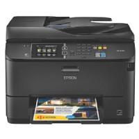 Epson PrecisionCore WF-4630 Printer - Black (C11CD10201)
