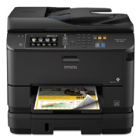 Epson PrecisionCore WF-4640 Printer - Black (C11CD11201)
