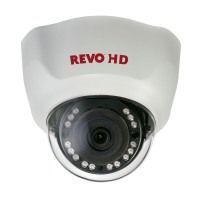 Revo Security Cams Wired 1080P Indoor HD Dome Surveillance Camera RCHD24-1