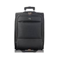 "SOLO Urban Rolling Overnighter Case - Black (15.6"")"