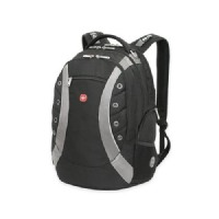 Swiss Gear SWISSGEAR 18.5-Inch Laptop Backpack in Black - Luggage