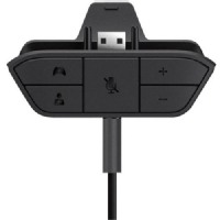 Microsoft Xbox One Stereo Headset Adapter - Sound card - stereo - USB - 6JV-00006