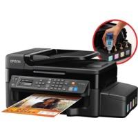 Epson WorkForce ET-4500 EcoTank All-in-One Printer/Copier/Scanner/Fax Machine