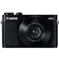 Canon PowerShot G9X Black 20.2 Megapixel Digital Camera - 0511C001