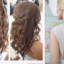 Mom gets the half-up, half-down hairstyle so, so wonderfully wrong