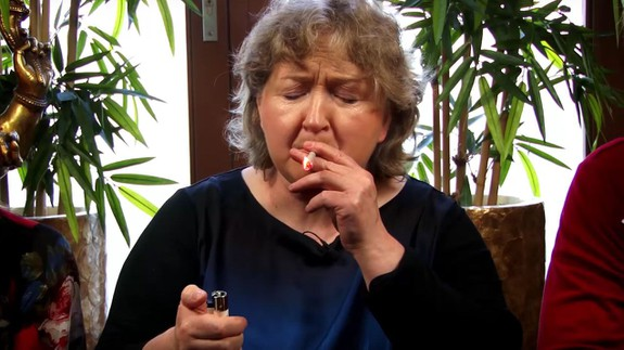3 Irish moms try weed for the first time, carnage ensues