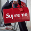 Hundreds queued up overnight 2 days before Supreme x Louis Vuitton's launch