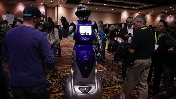 Robots could absolutely devastate the retail market