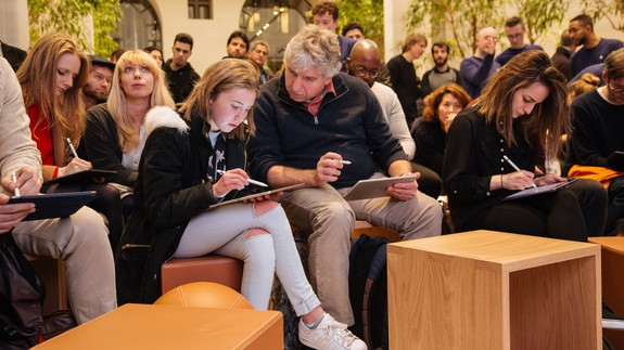 Apple launches global in-store education program