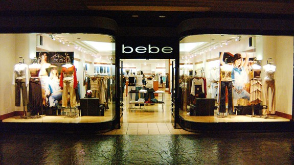 RIP bandage dresses: Bebe will close all its stores next month