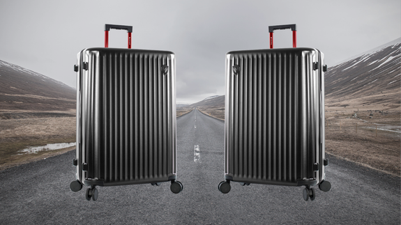 Heys smart luggage closeout sale — save over $400 at Macy's