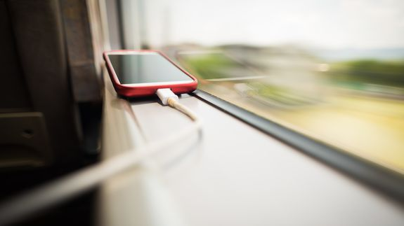 You'll soon be able to charge your phone on London's new electric buses
