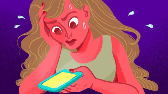 The 11 agonizing stages of waiting for a new lover to text you back