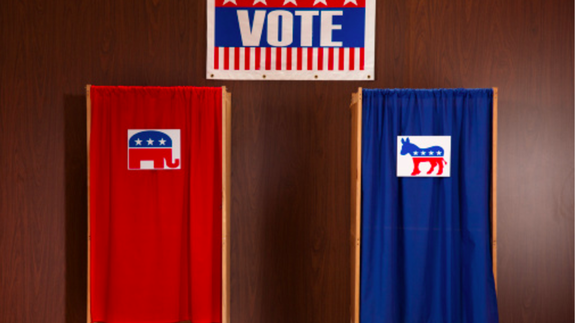 Here's how to find your polling place — and where to eat or drink after