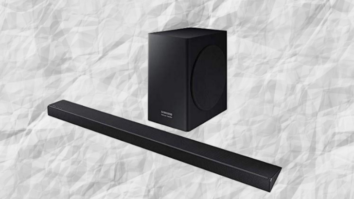 Samsung's HW-Q60R Harman Kardon soundbar is on sale for $170 off