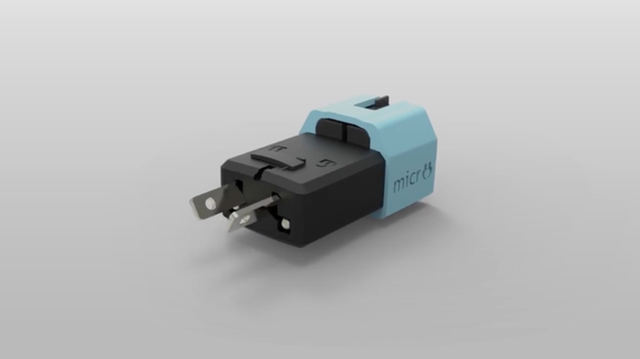 This travel adaptor works in 150 countries