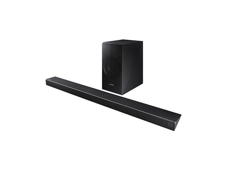Take your TV-watching experience to the next level by investing in a soundbar.