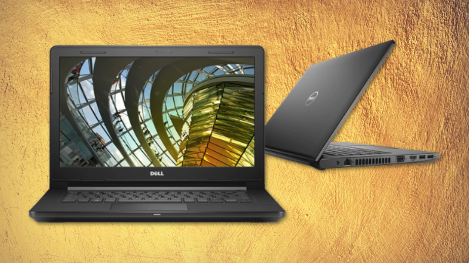 The Dell Vostro 14 3000 comes equipped with the business-orientedWindows 10 Pro operating system.