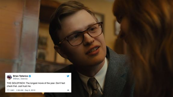 'The Goldfinch' movie drums up very strong reactions from critics