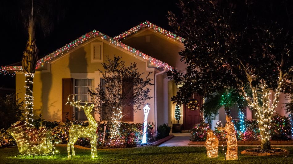 Control your holiday lights with more precision between your light up reindeer and baby Jesus.