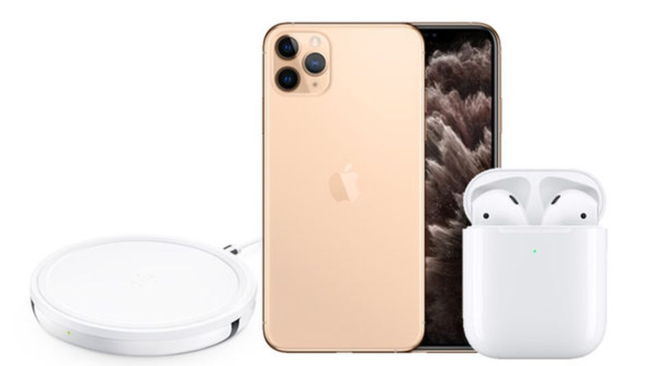 Enter to win an iPhone 11, AirPods, and charging pad for exactly zero dollars
