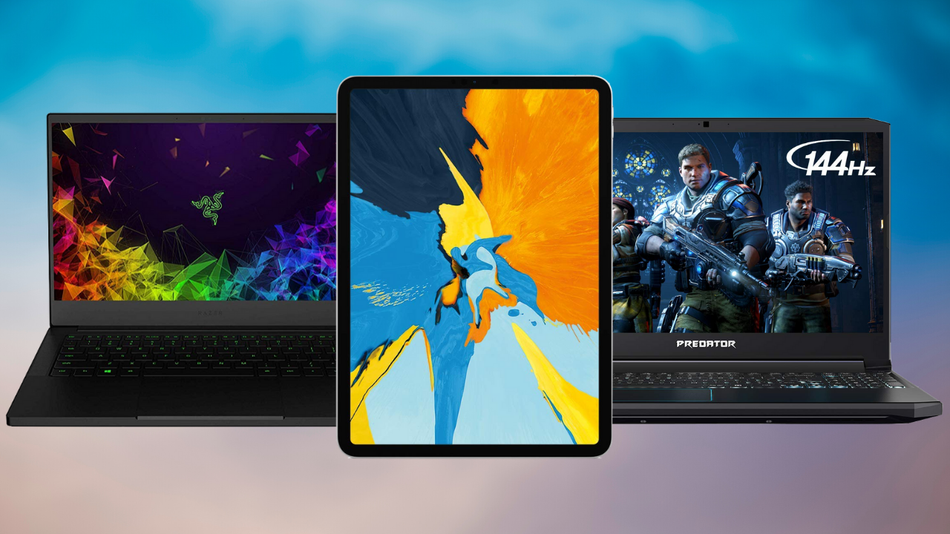 Some pretty sweet gaming laptop deals are available this week.