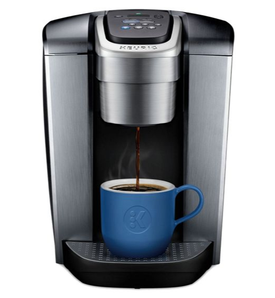Whether you need a whole pot of java or just a shot of espresso, Keurig manufactures coffee makers for all sorts of different caffeine crises.