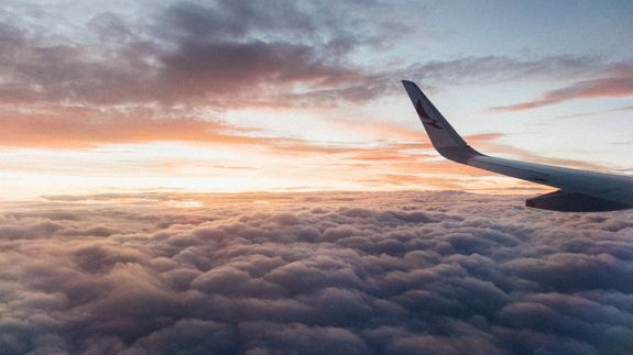 This guy will email you about low airfares so you fly cheap