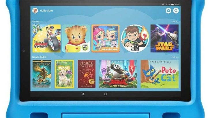 Need a cool holiday gift for a kid? Save up to 40% on these tablets.