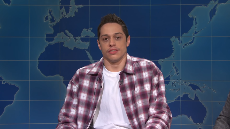 Pete Davidson hinted at a return to rehab on 'SNL' and Twitter erupted in support