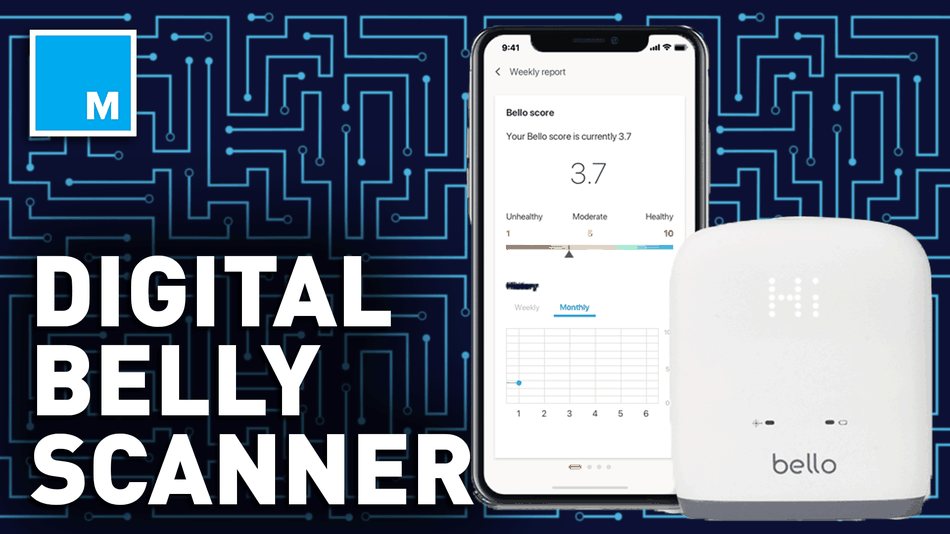 Is this digital belly fat scanner a device we really need? — Future Blink