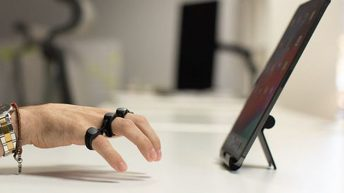 Why type when you can tap? Meet the wearable keyboard that's on sale.